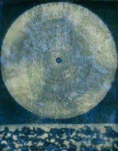 Naissance d'une galaxie, M. Ernst, Fond° Bayeler